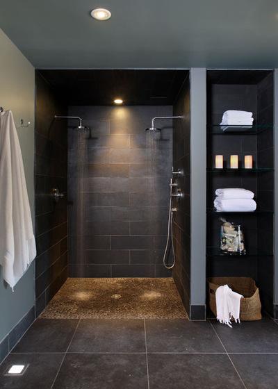 9 questions à se poser avant d'installer une douche à l'italienne