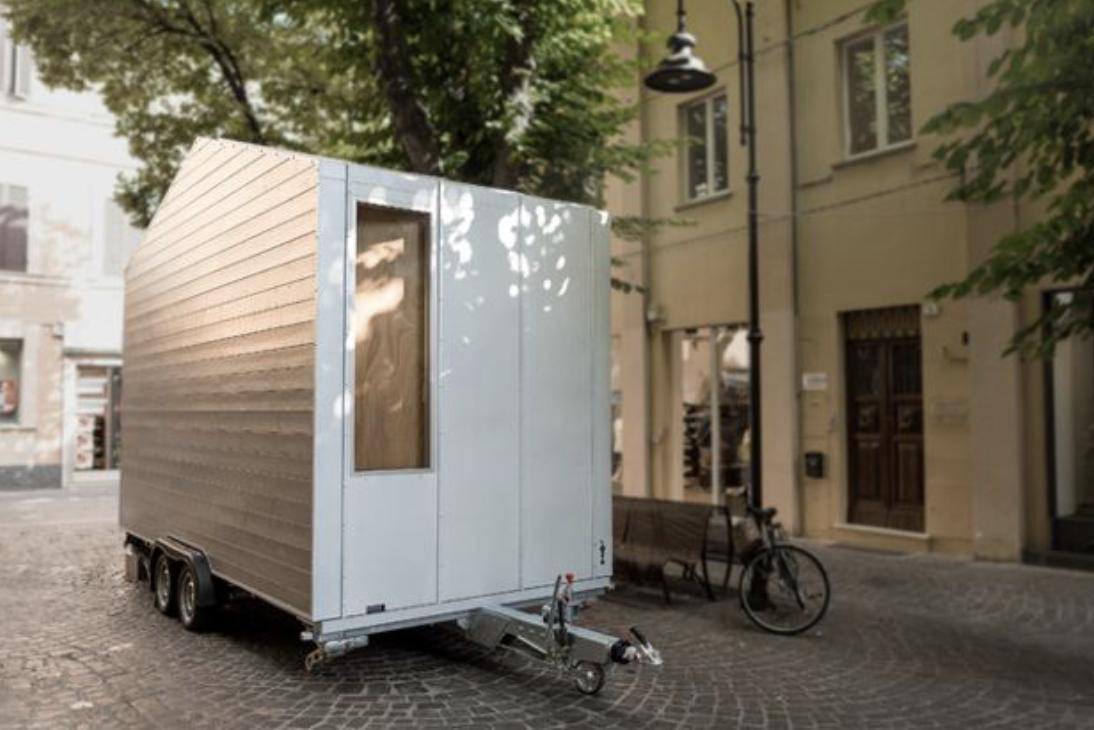 Visite Privée : Vivre dans 9 m² pour voyager à travers l'Europe